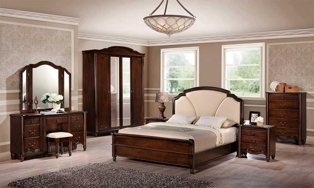 Мебель для спальни: создаём атмосферу уюта