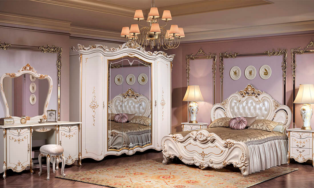 спальня элиза купить за 77325 грн в интернет магазине Welovemebel