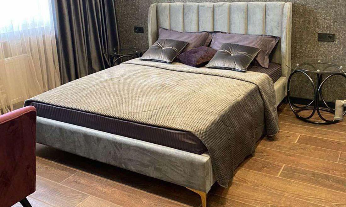 Купить ткань для пледа на кровать мешочки со шнурком