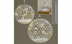 Статуэтка LED-ball Jendrik H15см